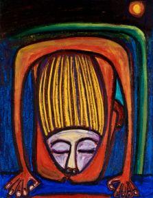 Hagar : in Gethsemane