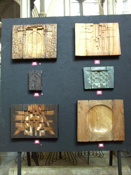 Edward A Robinson - Triptychs open